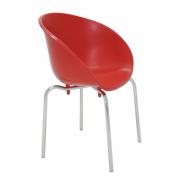 Cadeira Elena Tramontina Vermelha Ref 92061/040