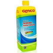 Clarificante e Auxiliar de Filtração 1Litro Genfloc Genco