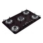 Cooktop a Gás Tramontina Glass Brasil 5 Q Ref. 94708501