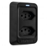 Dispositivo de proteção contra surtos elétricos bivolt EPS 302 Intelbras