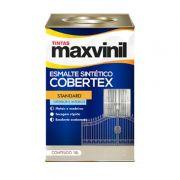Esmalte Sintético Maxvinil Cobertex Brilhante Branco Neve 18 Litros