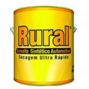 Esmalte Sintético Rural Secagem Ultra Rápido Vermelho/Rojo Mercedes Benz 3,6Lt