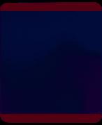 Espelheira Astra Romantique Vermelha 55 x 60 cm Ref EPBF/RM