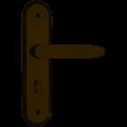 Fechadura Stam 1820/10 Espelhado Oxidado WC