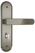 Fechadura Stam 1820/21 Espelhado Antique WC