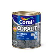 Fundo Antiferrugem Coral Coralit Brilhante Platina 3,6 Litros