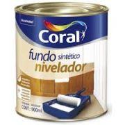 Fundo Nivelador Sintético Coral Branco 3,6 Litros