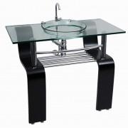 Gabinete Astra Vidro Ravel 100 x 56 cm Ref GP/R