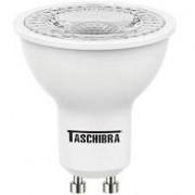 Lâmpada de Led Taschibra TDL 35 GU10 4,9W 6500K