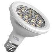 Lâmpada Flc Superled Par 30 11W Bivolt Luz Amarela 3000K