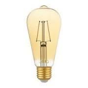 Lâmpada LED 4W Filamento Pêra 2000K Llum