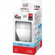 Lâmpada LED Kian 12W Bivolt E-27 A65 6500K