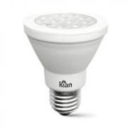 Lâmpada LED Par20 Kian 7W E-27 3000K Bivolt