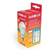 Lâmpada Ourolux Super Led 4.7W Luz Branca 6500W
