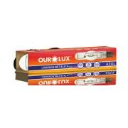 Lampada Ourolux Vapor Metálico Tubular 250W E-40 Azul