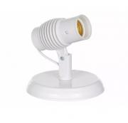 Luminária P/1 Lâmpada Popylux 60W Branca Bivolt