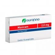 Maxicam Comprimidos 2,0 Mg