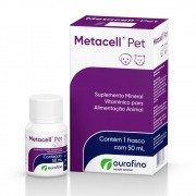 Metacell Pet 50 ml Ourofino