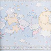 Papel de Parede Borda Kids 35,5 cm Ref EM3900 Glass Mosaic