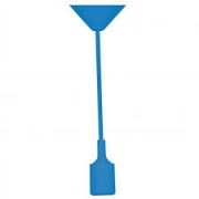 Pendente Taschibra Dot Color Azul 1 Soquete E-27 Ref 15050266