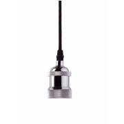 Pendente Taschibra Dot Metal Decor Cromo Ref 15050649