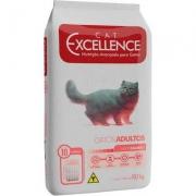 Ração Cat Excellence Adulto Salmão 10,1Kg 4135