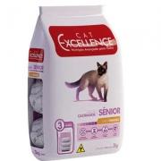 Ração Cat Excellence Castrado Senior 3Kg 4401