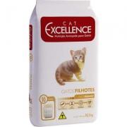 Ração Cat Excellence Filhote Frango 10,1Kg