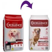 Ração Dog Excellence Adulto Rg Cordeiro 15Kg 3664