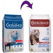 Ração Dog Excellence Adulto Rm Carne 15Kg 3091