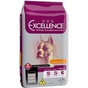 Ração Dog Excellence Adulto Rm/Rg Senior 15Kg 3817