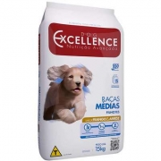 Ração Dog Excellence Filhote Rm Frango 15Kg 3053