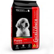 Ração Dog Excellence Large Puppy 15Kg 3411