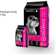 Ração Dog Excellence Medium Adulto 15Kg 3404