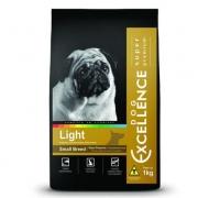 Ração Dog Excellence Small Light 1Kg 4067