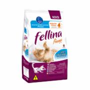 Ração Fellina Gatos Castrados Frango 01Kg