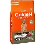 Ração Golden Para Cão Adulto Carne 03Kg