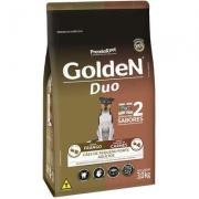 Ração Golden para Cão Adulto Duo Frango Carne 03Kg
