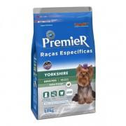 Ração Premier Raças Específicas Cães Adultos Yorkshire 1Kg