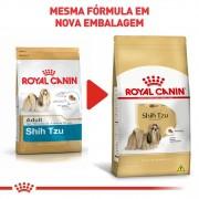 Ração Royal Canin para Shih Tzu Adulto 2,5Kg