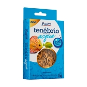 Raçao Tenebrio Desidratado Peixe 15g Prefere