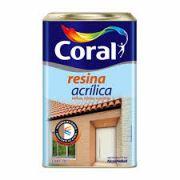 Resina Acrílica Coral 18 Litros