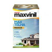 Resina Maxvinil Max Telha Base Água Pérola 18 Litros