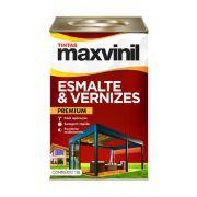 Resina Maxvinil Max Telha Base Solvente Incolor 3,6 Litros