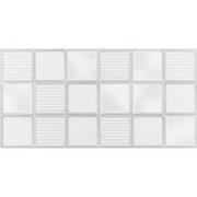 Restimento Eliane 45 x 90 Glass Fume RB Ref: 8040434