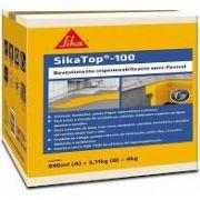 SikaTop 100 Caixa 4KG