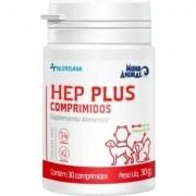 Suplemento Alimentar Mundo Animal Nutrisana HEP PLUS Comprimidos