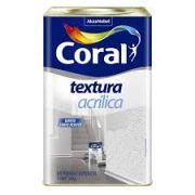 Textura Acrílica Coral Branco 30 KG