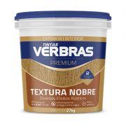 Textura Nobre Interna e Externa Verbras Premium Cinza Claro 30 Kg