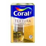 Textura Rústica Coral Branco 33 KG